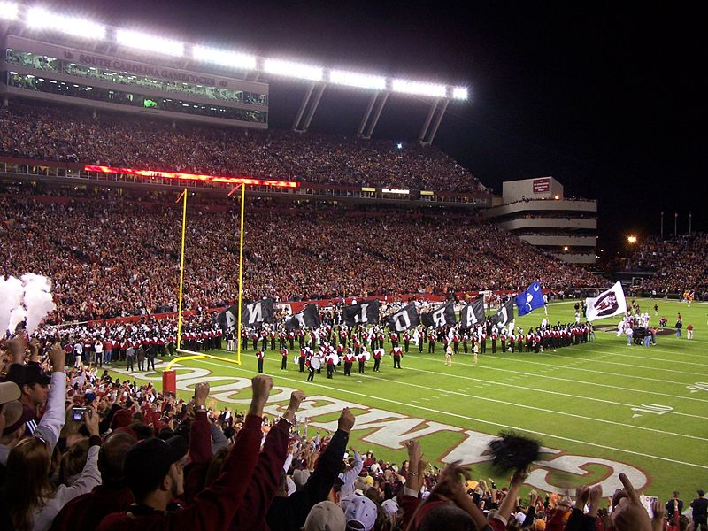 South Carolina Football Stadium