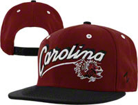 South Carolina Snapback Hat