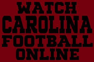 Watch South Carolina Football Online